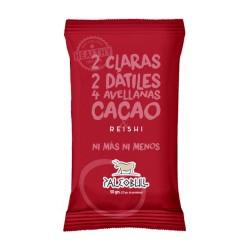 BARRITAS PALEOBULL 50 GRS CHOCO,NARANJA,PLATANO
