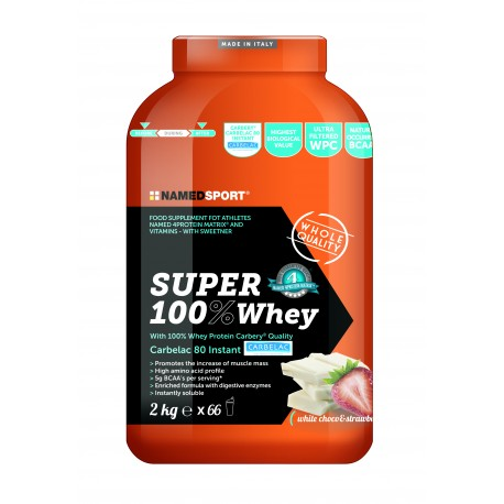 Whey super sport 100 named