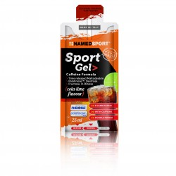 SPORT GEL NAMED CAFEINA FORMULA 25 ML