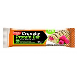 BARRITA CRUNCHY PROTEIN BAR 40 GRS . NAMED SPORT