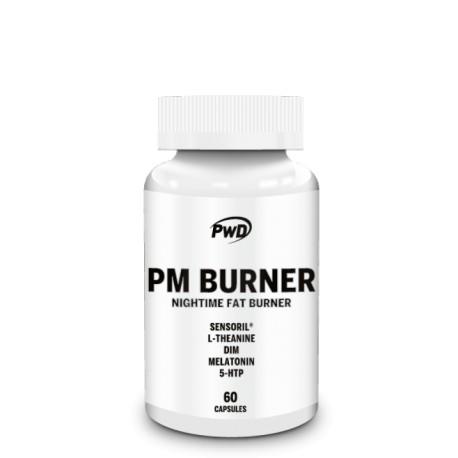 PM BURNER QUEMADOR NOCTURNO 60 CAPSULAS